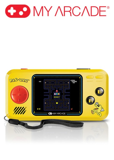[676291] My Arcade PAC-MAN POCKET PLAYER