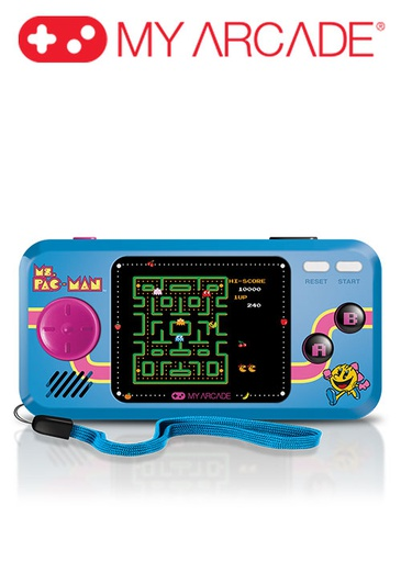 [676292] My Arcade MS.PAC-MAN POCKET PLAYER