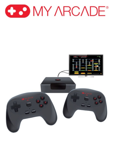 [676301] My Arcade GAMESTATION WIRELESS WITH DATA EAST HITS