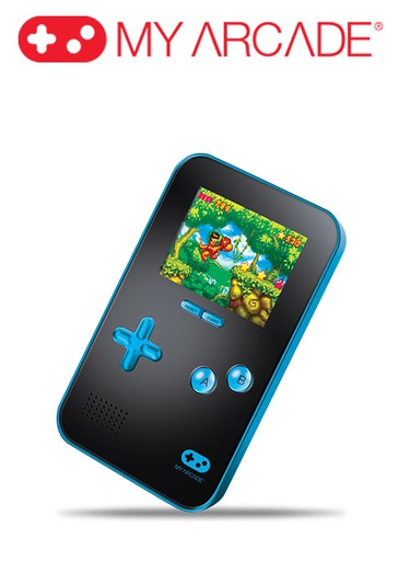 [676303] My Arcade GO GAMER PORTABLE - Black/Blue