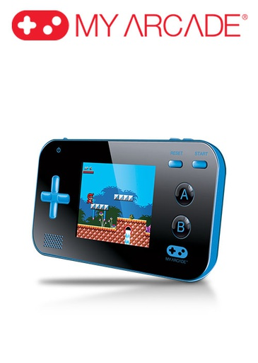 [676305] My Arcade GAMER V PORTABLE - Black/Blue
