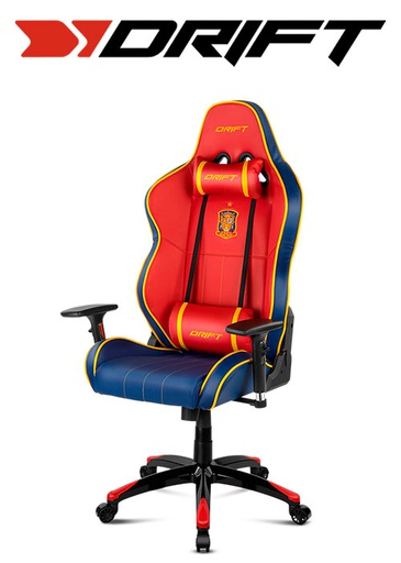 [676328] Drift Gaming Chair -  Spanish Football Federation Special Edition