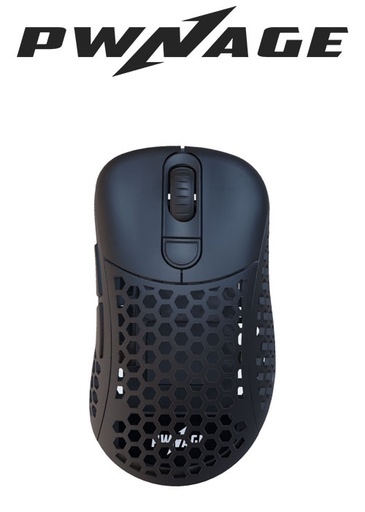 [676475] Pwnage Ultra Custom Gaming Mouse - Black