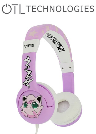 [676592] OTL Jiggy Puff Junior Headphones
