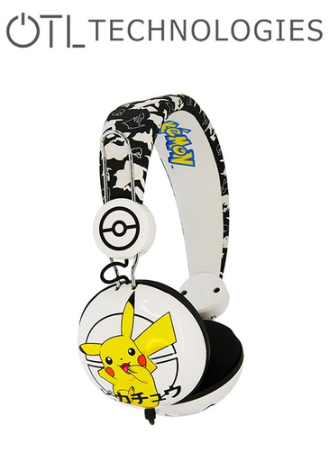 [676593] OTL Japanese Pikachu Tween Headphone