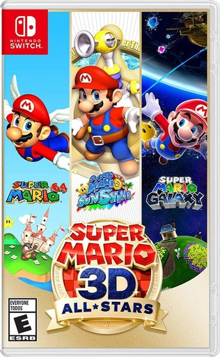 [676837] NS Super Mario 3D All-Stars NTSC
