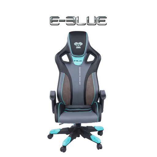 [676888] E-BLUE  EEC313 Cobra Gaming Chair -Blue