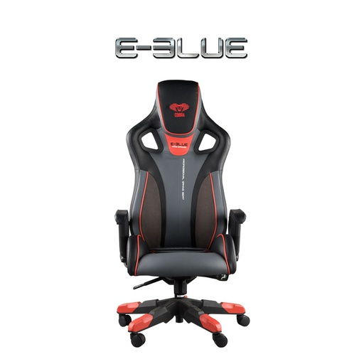 [676889] E-Blue EEC313 Cobra Gaming Chair - Red