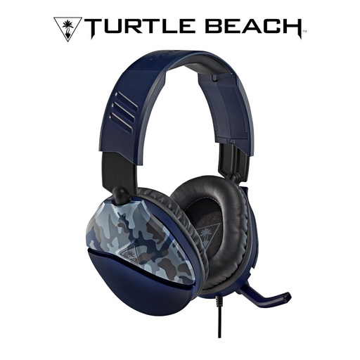[676911] Turtle Beach Recon 70 Gaming Headset – Blue Camo