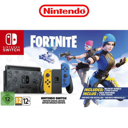 [676992] NS Console - Fortnite Special Edition PAL