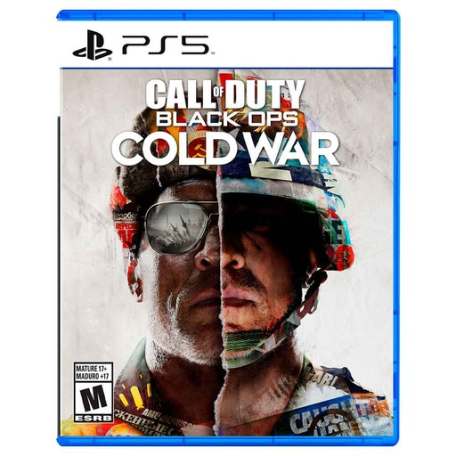 [677014] PS5 Call Of Duty Black Ops: COLD WAR R1