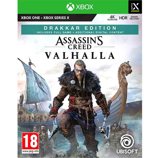 [677016] XBX: Assassin's Creed: Valhalla PAL