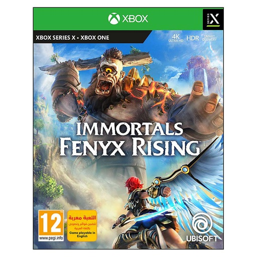 [677056] XBX Immortals Fenyx Rising PAL Arabic