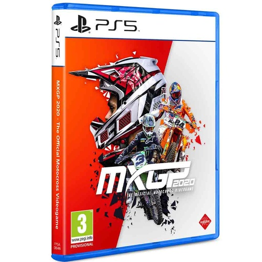 [677106] PS5 MXGP 2020: The Official Motocross Videogame R2