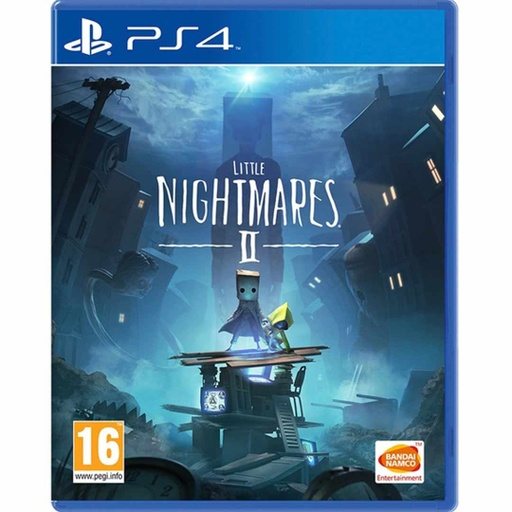 [677129] PS4 LITTLE NIGHTMARES 2 - R2 (Arabic)