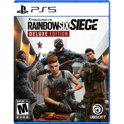 [677168] PS5 Rainbow Six Siege: Deluxe Edition R1