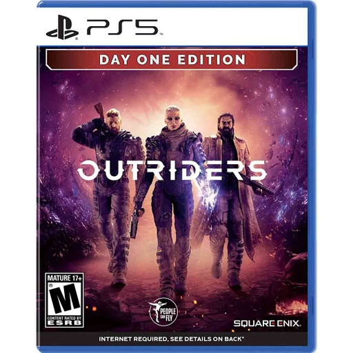 [677261] PS5 Outriders Day One Edition R1