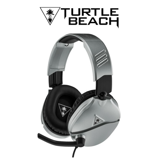 [677268] Turtle Beach Ear Force Recon 70 Gaming Headset - Silver